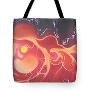 Sun Visions - The Gauntlet Tote Bag