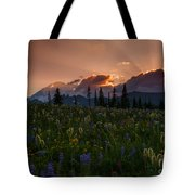 Sunbeam Garden Tote Bag