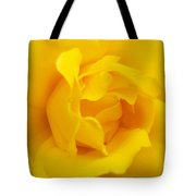 Sunburst Rose Flower Tote Bag