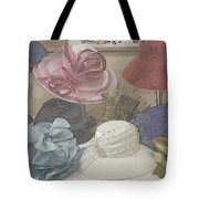Sunday Hats For Sale Tote Bag