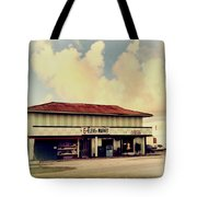 Sunday Morning At The 6-eleven Tote Bag