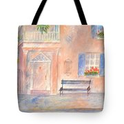 Sunday Morning In Charleston Tote Bag