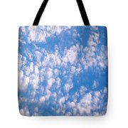 Sunday Morning Outdoor Services Tote Bag