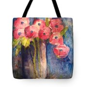 Sunday Painting Tote Bag