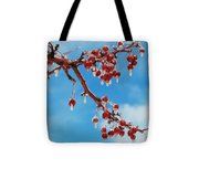 Sunday With Cherries On Top Tote Bag