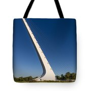 Sundial Bridge  Tote Bag