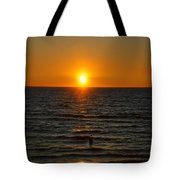 Sundown Admiration Tote Bag
