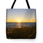 Sundown Jogging Tote Bag