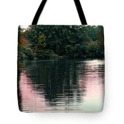 Sundown Just This Side Of The City Tote Bag