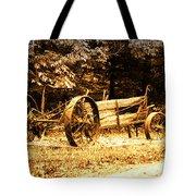 Sundown On The Honey Dew Wagon Tote Bag