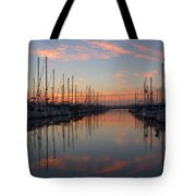 Sundown Serenade  Tote Bag