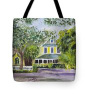 Sundy House In Delray Beach Tote Bag