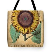 Sunflower 1 Tote Bag