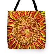 Sunflower 3 Tote Bag