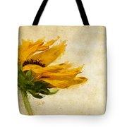 Sunflower Breezes Tote Bag by Nikki Marie Smith