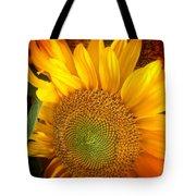 Sunflower Bright Tote Bag