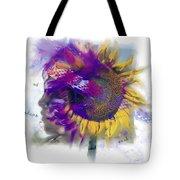 Sunflower Composite Tote Bag