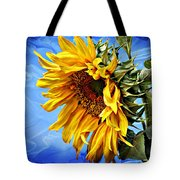 Sunflower Fantasy Tote Bag