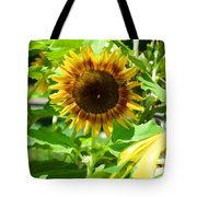 Sunflower From Mark Twain Tote Bag