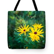 Sunflower Group Session Tote Bag