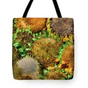 Sunflower Harvest Tote Bag