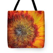 Sunflower Lv Tote Bag