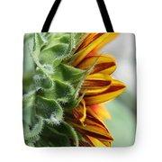 Sunflower Named The Joker Tote Bag