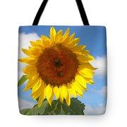 Sunflower Nirvana 30 Tote Bag