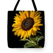 Sunflower Number 2 Tote Bag