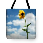 Sunflower On Route 66 Tote Bag