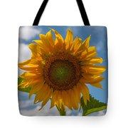 Sunflower Power Tote Bag