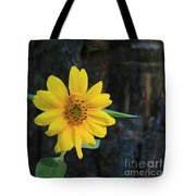 Sunflower Power Tote Bag