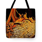 Sunflower Seeds In Oils Tote Bag