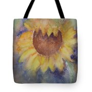 Sunflower Study Tote Bag