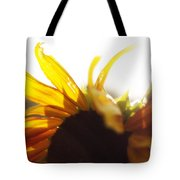Sunflower Sunlight Tote Bag