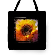 Sunflower Sunset - Art Nouveau  Tote Bag