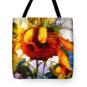 Sunflower Tender Tote Bag