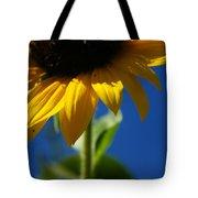 Sunflower Three Tote Bag