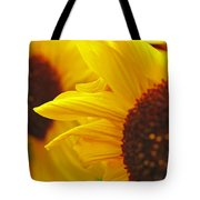 Sunflower Yellow Tote Bag