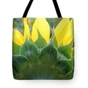 Sunflower1261 Square Tote Bag