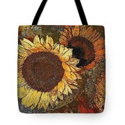 Sunflowers 397-08-13 Marucii Tote Bag