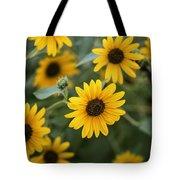 Sunflowers Bloom Tote Bag