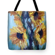 Sunflowers II Tote Bag