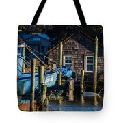 Shem Creek Life Tote Bag