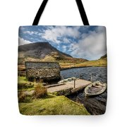 Sunken Boats Tote Bag by Adrian Evans