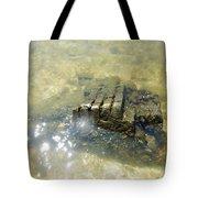 Sunken Glory Tote Bag