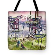 Sunkissed Shadows Tote Bag