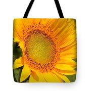 Sunkissed Sunflower Tote Bag