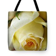 Sunkissed Yellow Rose Tote Bag