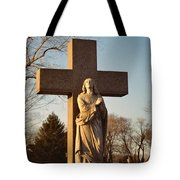 Sunlight And Shadows Tote Bag